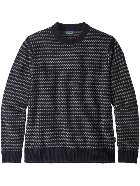 Patagonia M's Recycled Wool Sweater Classic Navy